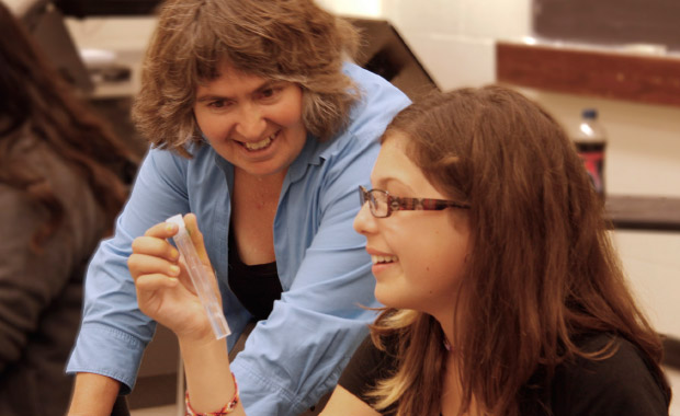 Challenging The Barriers Between Girls and STEM